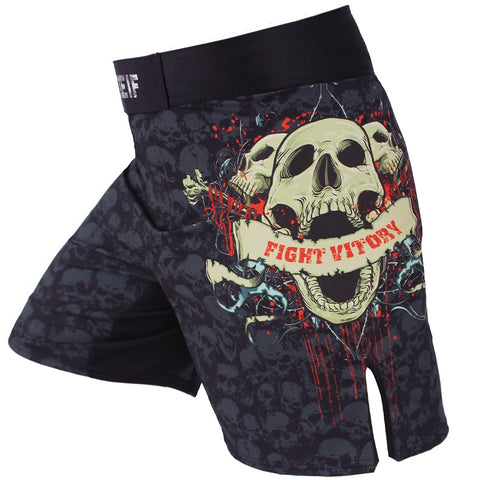 Skull Boxing Shorts