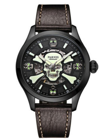Mens Watch Skull