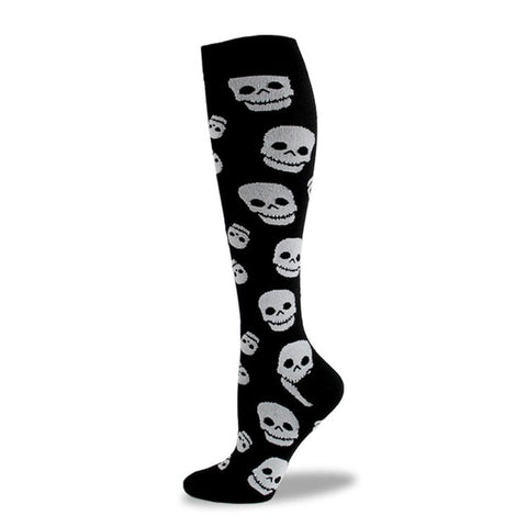 Skull and Crossbones Soccer Socks