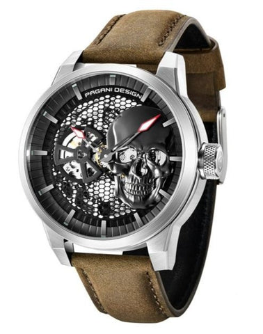 Pagani Design Watch Skull