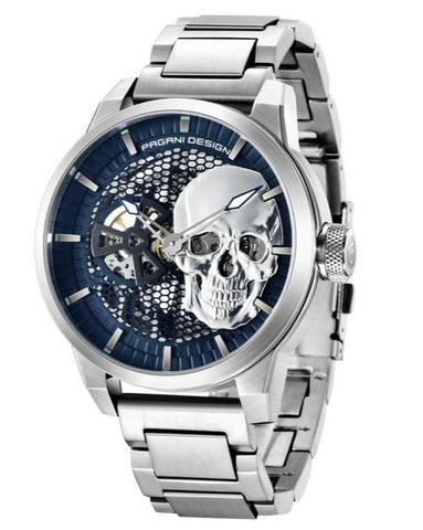 Expensive Skull Watch