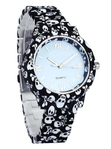 Skull Watch Ladie