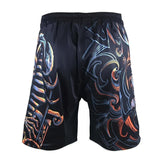 Gym King Skull Shorts