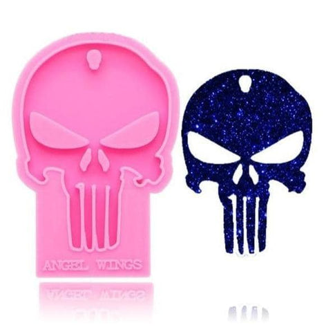 Punisher Silicone Mold