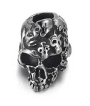 Punisher Skull Beads