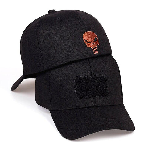 punisher tactical hat