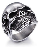 punk rock ring