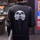 Real Biker Patches | Skull Action
