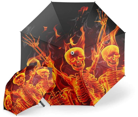 Skeleton Umbrella