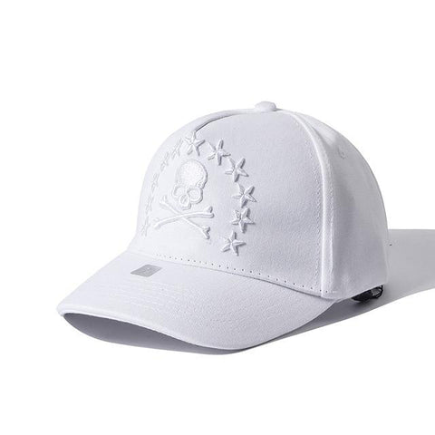Skull And Bones Cap | Skull Action