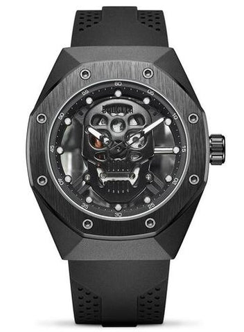 skull and crossbones watch