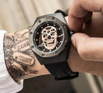 Skull And Crossbones Watch | Skull Action