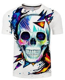 Skull Artwork T-Shirt