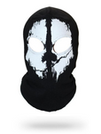 Skull Balaclava Face Mask Ghost