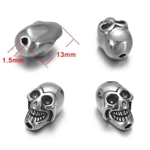 Skull Beads For Jewelry Making | Skull Action