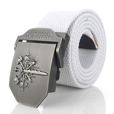 skull belt viking