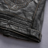 Skull Biker Jacket Mens | Skull Action