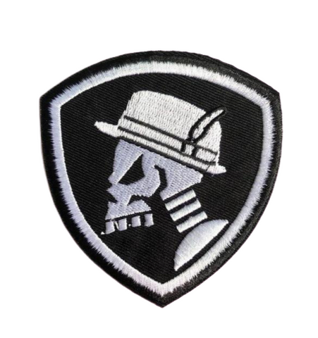 Skull Cap Patch