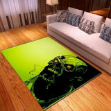 Skull Carpet 3d | Skull Action