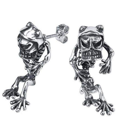 Skull Earrings For Sale