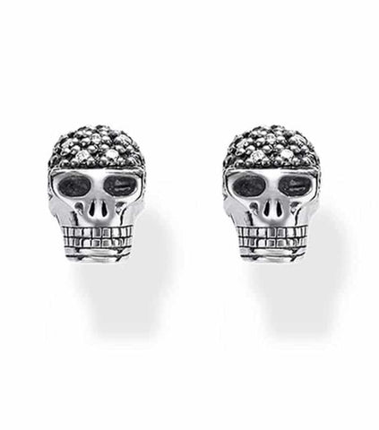 Skull Earrings Ladies