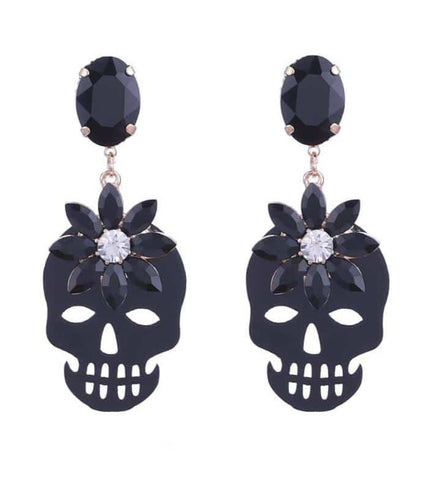 Skull Fashion Earrings