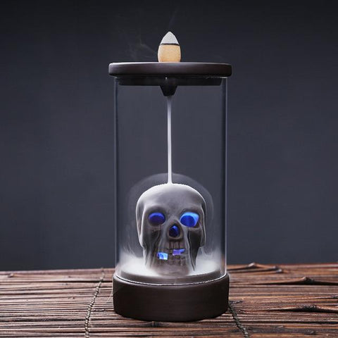 Skull Incense Burner | Skull Action