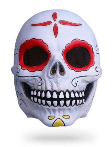 Skull Mask Day Of The Dead