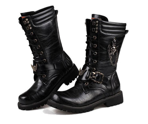 skull-military-boots