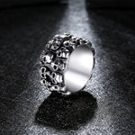 Skull Ring Affliction | Skull Action