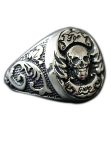 skull ring phantom
