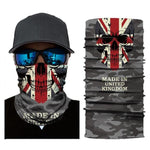 Skull Scarves UK | Skull Action