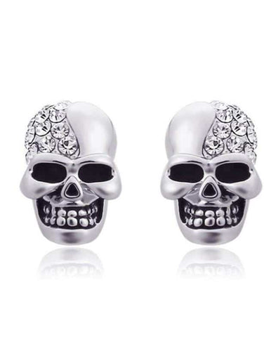 Skull Smile Earings