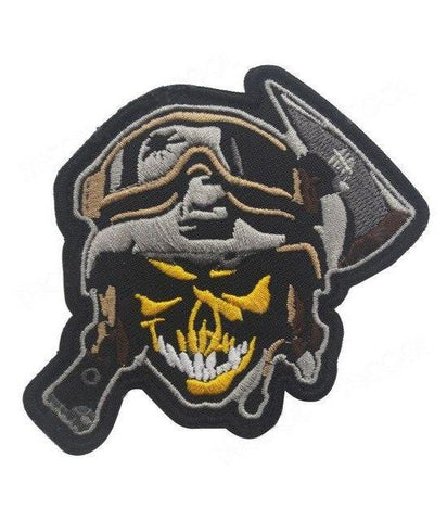 Skull Soldier Patch