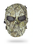 Skull Tactical Face Mask