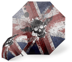 Skull Umbrella UK