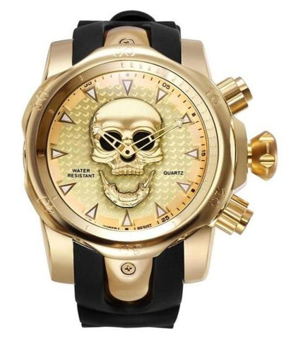Skull Watch Expensive