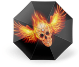 Skull Wing Umbrella | Skull Action