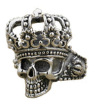 skull-with-crown-ring
