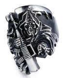 sons of anarchy grim reaper ring
