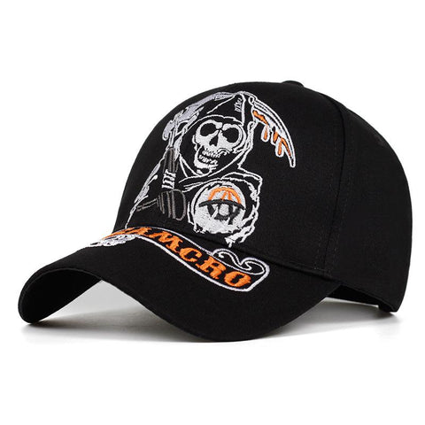 sons of anarchy skull cap