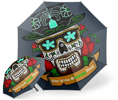 Sugar Calavera Umbrella