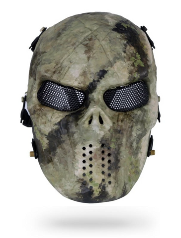 Tactical Skull Mask Military