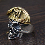 The Expendables Skull Ring | Skull Action