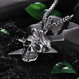 Thunder Necklace | Skull Action