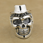Top Hat Ring | Skull Action