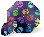 Umbrella With Skeleton