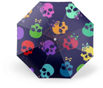 Umbrella With Skeleton | Skull Action