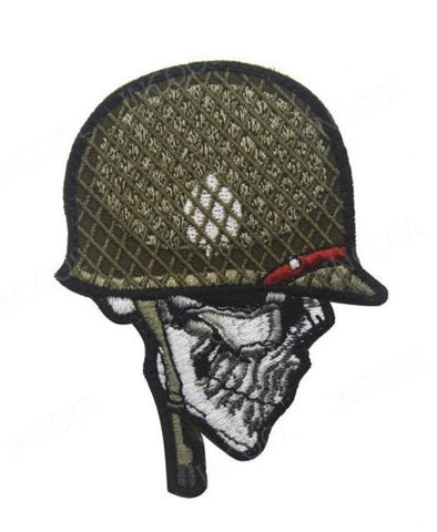 US Army Helmet Patches
