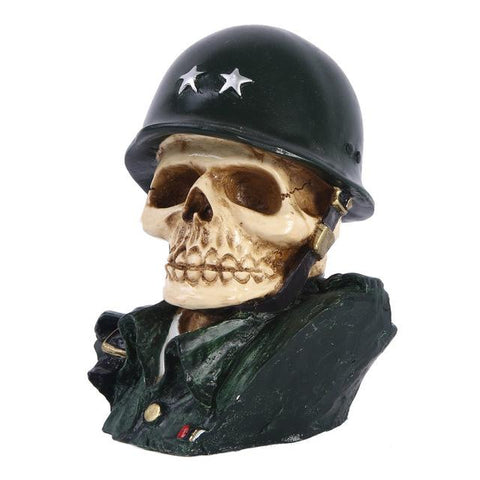 Veteran Decoration Ideas | Skull Action